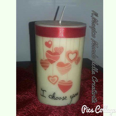 Candele San Valentino - candele di san valentino per gli innamorati feste idee