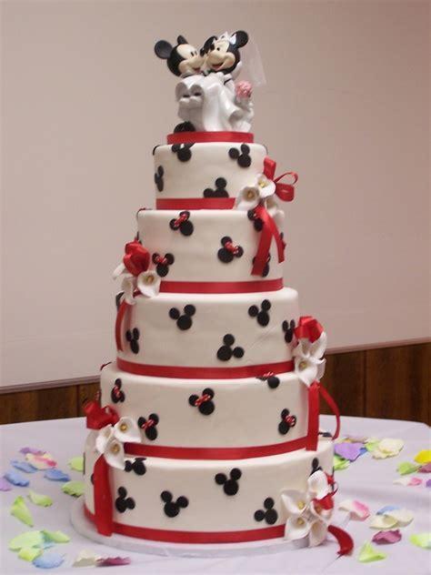 Mickey Minnie Wedding