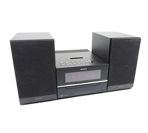 sony cmt bx20i micro hi fi component shelf stereo system