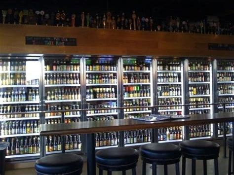 international tap house international tap house where they have 540 different beers on tap or in bottle