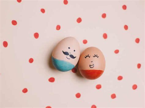 decorar huevos como pintar huevos de pascua consejos trucos y remedios