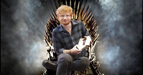 ed sheeran game of throne ed sheeran reveals details about cameo in new season of