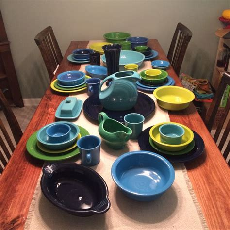 fiestaware color combinations 17 best images about fiestaware on peacocks