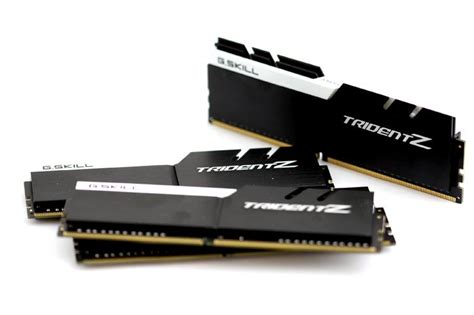 Gskill Ddr4 Tridentz Pc25600 32gb 4x8gb Channel g skill tridentz 3200 mhz 32gb channel ddr4 memory review a channel introduction