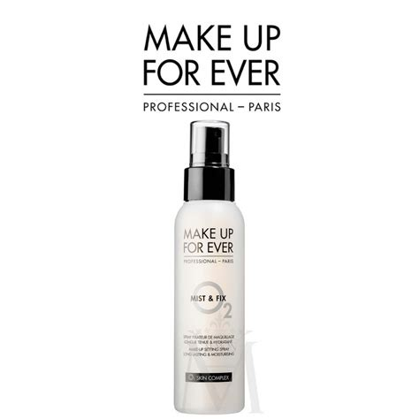 Makeup Forever Mist And Fix make up for mist fix spray 125 ml