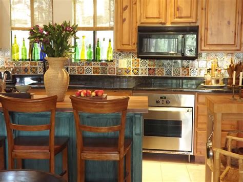 mexican tile kitchen backsplash mexican tile kitchen backsplash my style bungalow