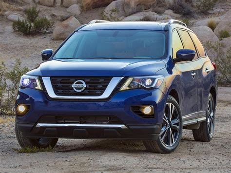pathfinder nissan 2017 interior first drive 2017 nissan pathfinder ny daily news