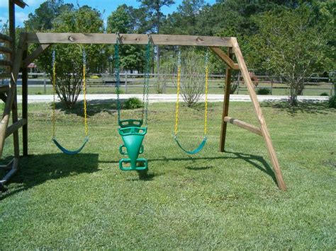 gliders for swing sets playsets swingsets