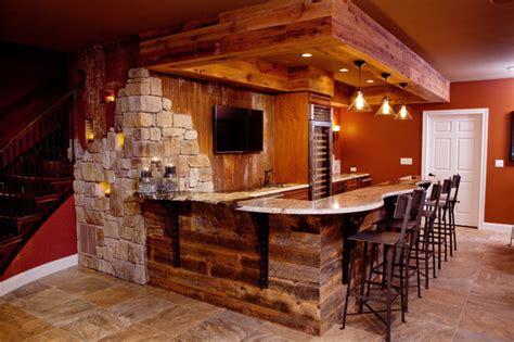 all things basement all things texan mancave rustic home bar birmingham by cindi b jones