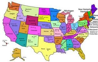 map of the united states of america with major cities the government of the united states of america and the