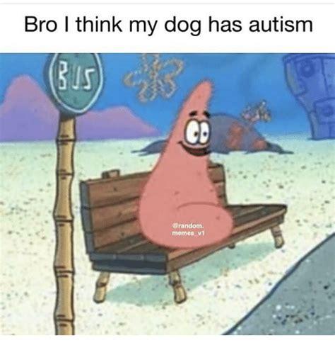 i think my has autism bro i think my has autism memes v1 meme on me me