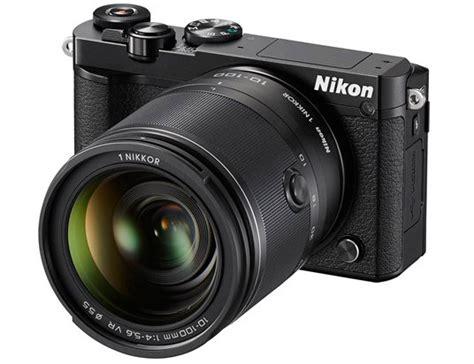 Kamera Nikon 1 J5 Mirrorless nikon 1 j5 intro and promo nikon rumors