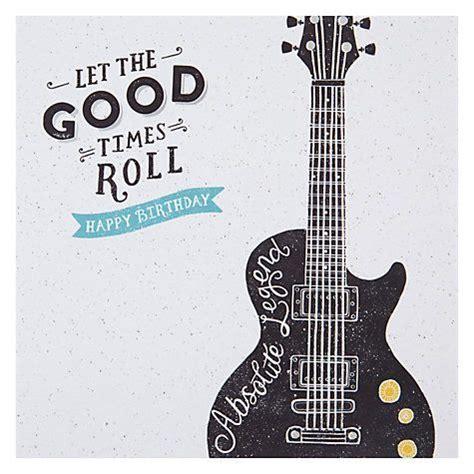 printable birthday cards with guitars guitar birthday card guitar birthday card lilbib printable