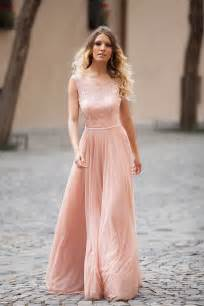 long blush pink dress 05 pink dresses and cute ideas for women teens work and holidays