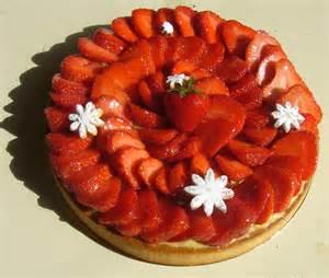 recette 18 tarte aux fraises la pistacheraie