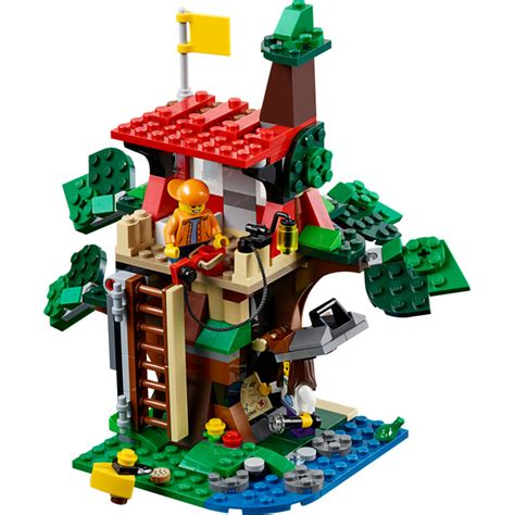 Lego Creator 31053 Treehouse Adventures lego treehouse adventures set 31053 brick owl lego marketplace