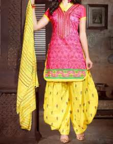 how to make patiala salwar at home fashionexprez