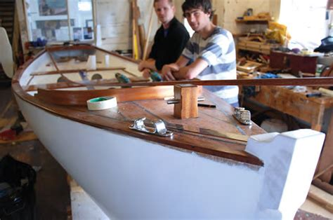 boat building lyme regis win a short course at the boat building academy classic