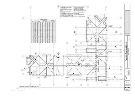 Multifamily Home Plans monsef donogh design groupasl building sheet a204a