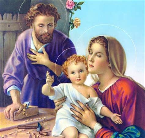 imagenes de la familia santa amor eterno fiesta sagrada familia de nazareth jes 250 s