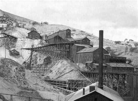 Tesla Mining California Mines