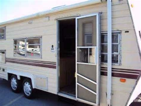 Awning For Camper Trailer Coachman Crusader Travel Trailer Clean Everything Works 10