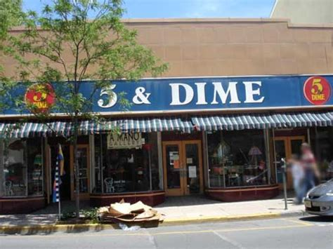 five and dime stores the delaware river divides pennsylvania and new jersey