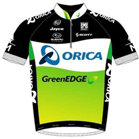 Jersey Greenedge mining company orica is new greenedge sponsor