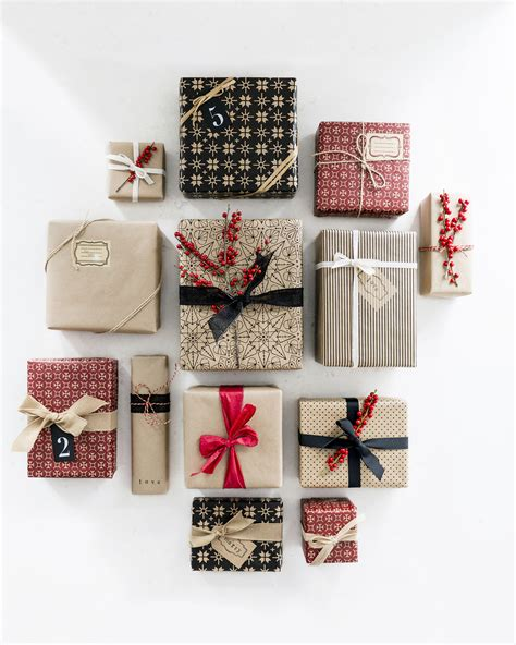 best way to wrap a gift 100 wrapping present 4 kraft paper christmas gift