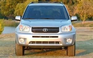 2005 Toyota Reviews 2005 Toyota Rav4 Review Motor Trend