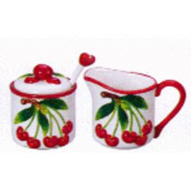 marcel home decor marcel home decor gift cherry cream sugar cherries