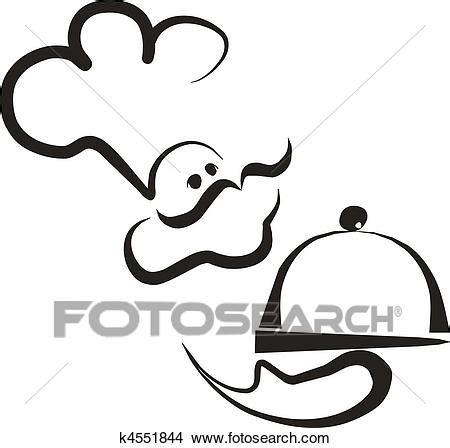 clipart cuoco clipart capo cuoco 02 k4551844 cerca clipart