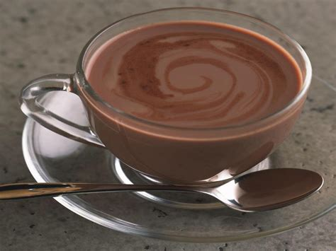 Salt And Coffee dairy free hot chocolate recipe