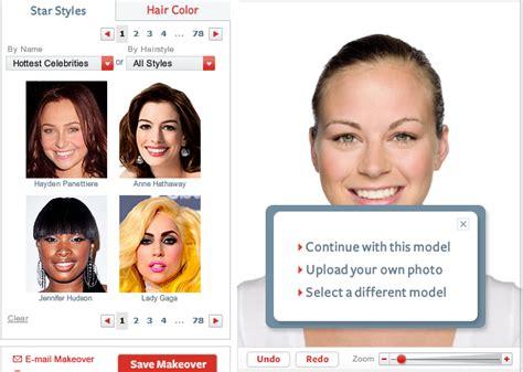 provare web provare tagli e acconciature di capelli gratis