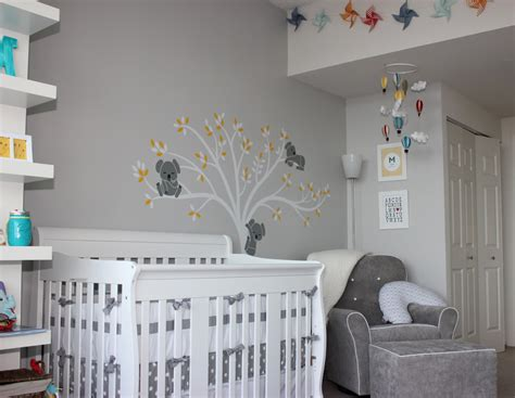 grey baby bedroom baby quot m quot modern gray nursery project nursery