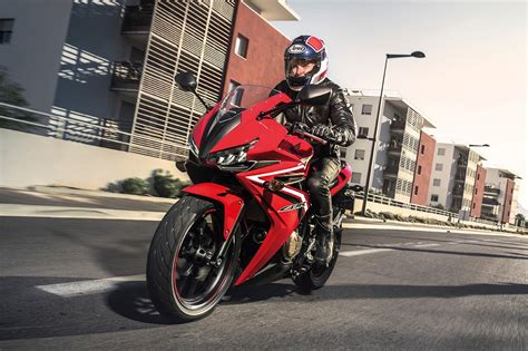 cbr series bikes 2016 honda cbr500r review of specs changes sport bike