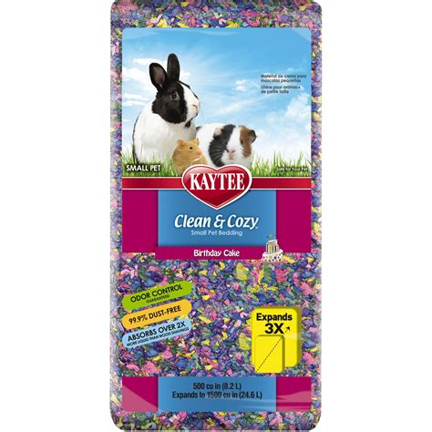 birthday cake petco kaytee clean cozy birthday cake small animal bedding petco