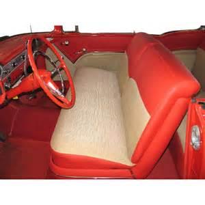 1955 chevy bel air 2 door hardtop interior kit chevy parts