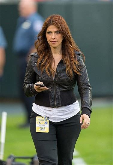 rachel nichols pacers miami heat s pat riley hits on rachel nichols gets old