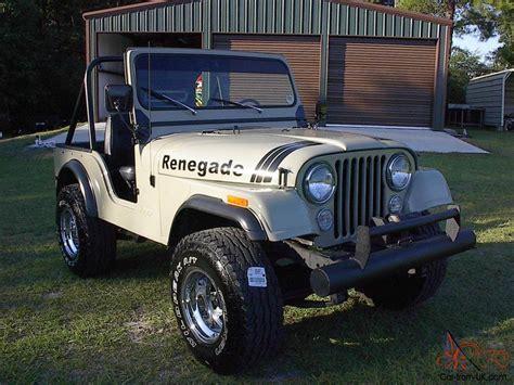 Classic Jeep For Sale Jeep Cj Classic Cj5