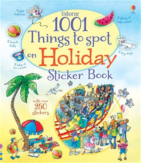Usborne Book Of Things To Spot Out And About Board Book 1 1001 things to spot on sticker book at usborne children s books