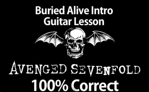 tutorial guitar buried alive robertson guitar tutor 187 download categories 187 lesson file