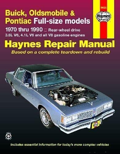small engine repair manuals free download 1985 buick somerset navigation system buick oldsmobile pontiac reparaturhandbuch 70 90