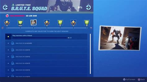 fortnite season  challenges prestige missions