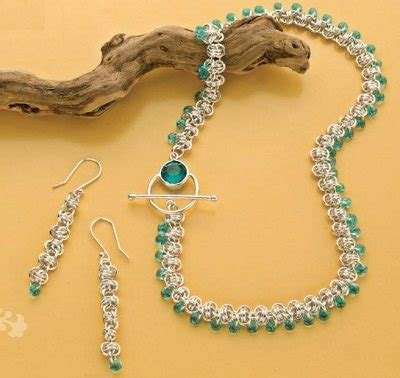how to make chainmaille jewelry you ll these chain maille jewelry projects jewelry