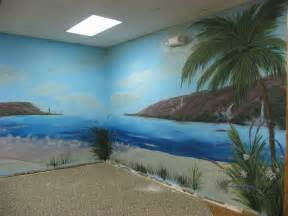 pics photos beach wall mural wallpaper mural ideas 13502 paradise beach wall mural walltastic murals