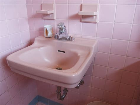 One More Pink Bathroom Saved! ? Betty Crafter