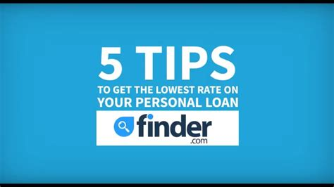 Ideas To Get The Best Payday Loans by 5 Tips To Get The Best Rate On A Personal Loan