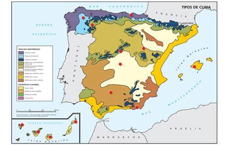 zonas climaticas de espana las zonas clim 225 ticas en espa 241 a y consumo de calefacci 243 n