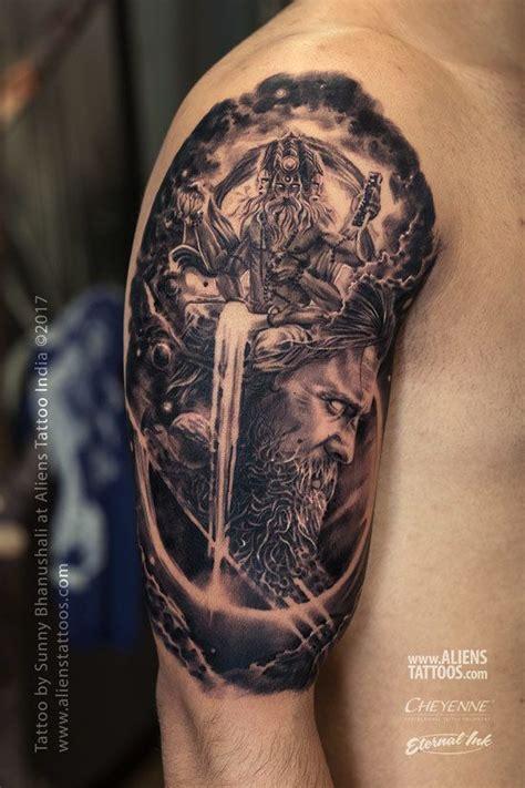 Tattoos Arm 5414 by Lord Brahma Arjuna Best Of Aliens Studio